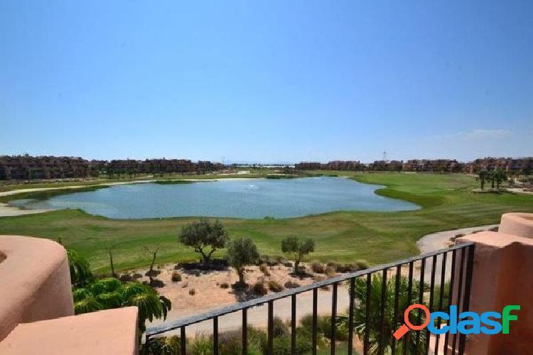 Maravilloso apartamento en mar menor golf resort.
