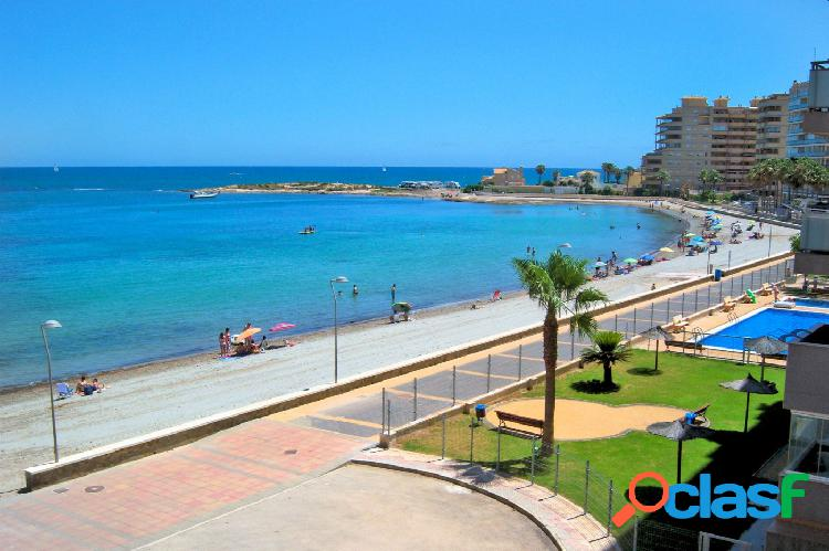 Primera linea mar mediterraneo 2 habitaciones