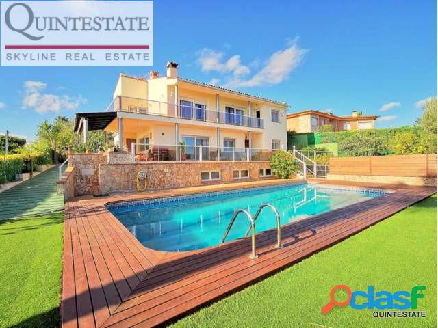 Villa en urbanización La Montgoda, Lloret de Mar 3