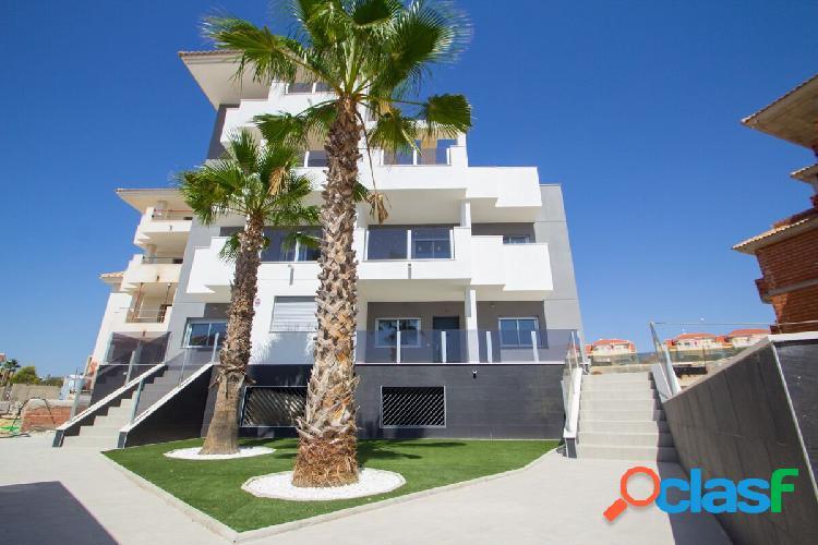 Orihuela costa (villamartin) appartement 2 et 3 chambres. piscine commune.