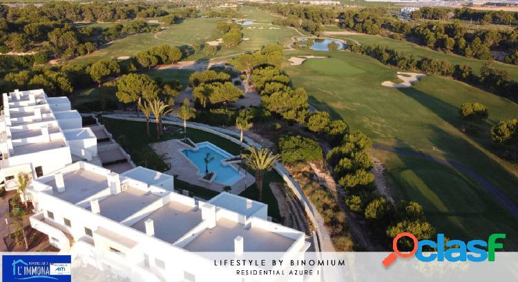 Lo romero golf bungalow pilar de la horadada 187.900€
