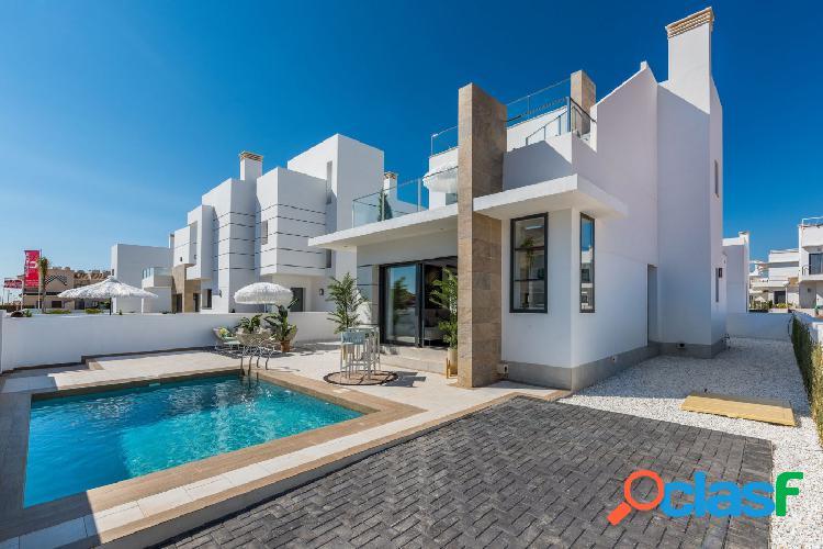 Quesada doña pepa villa con piscina privada costa blanca sur