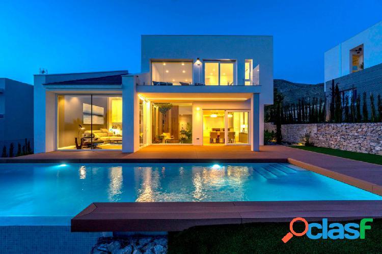 Magnifica villa en Finestrat