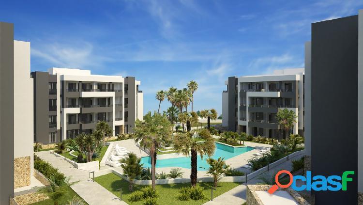 Nuevos apartamentos en complejo residencial en Orihuela Costa