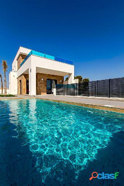 Villa nueva en Bigastro