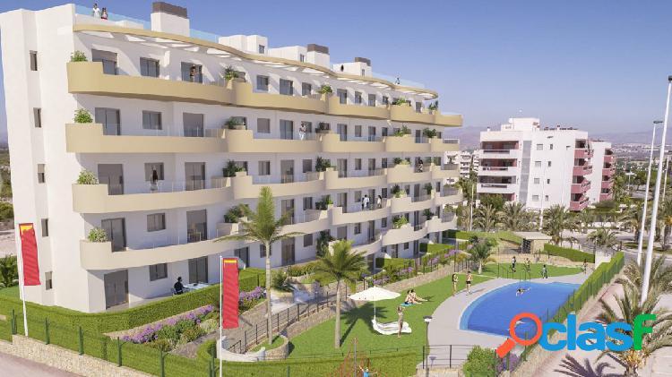 Apartamento de nueva construcción en arenales del sol