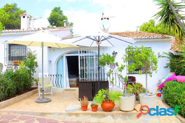 Casa adosada en Moraira 2