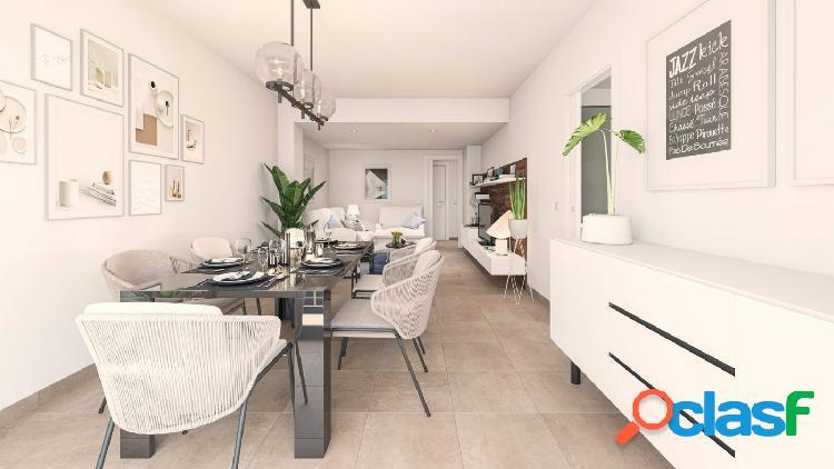 Apartamento de nueva construcción en moraira