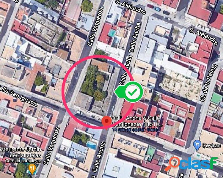 Casa en Puerto Real zona Centro, 733 m. de superficie, 653 m. superficie parcela, 1