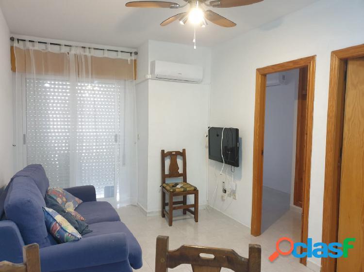 Apartamento con garaje en la playa de Acequion