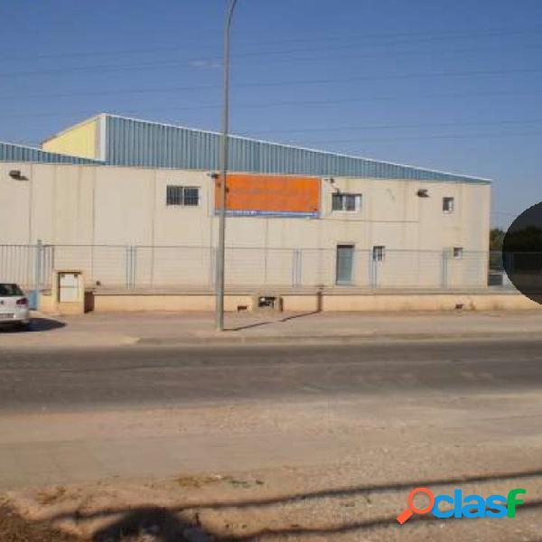 Nave industrial poligono industrial oeste alcantarilla