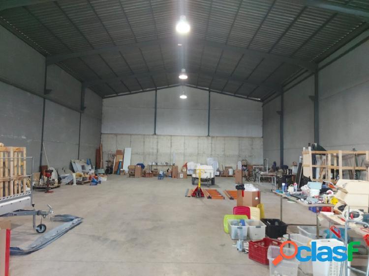 SE VENDE NAVE INDUSTRIAL DE 450M2 POLIGONO LA SERRETA MOLINA DE SEGURA