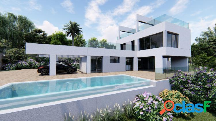 Wonderful modern luxury villa in marbella