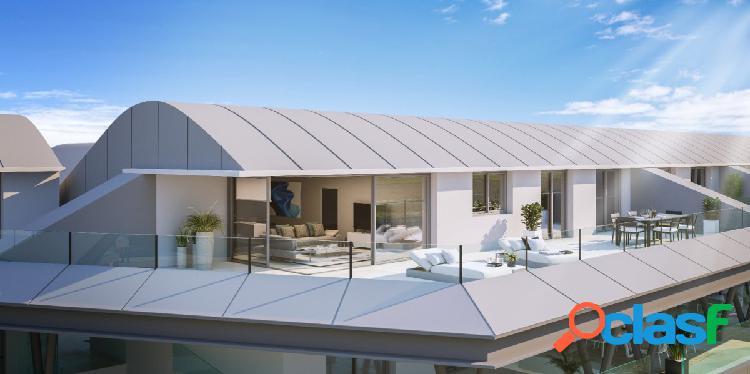 Apartamentos de 2 dormitorios con terraza y vistas al mar desde 405.000€ 2