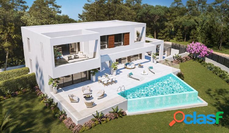Villas de lujo, parcelas y proyectos a medida con vistas al mar consigue tu proyecto a medida