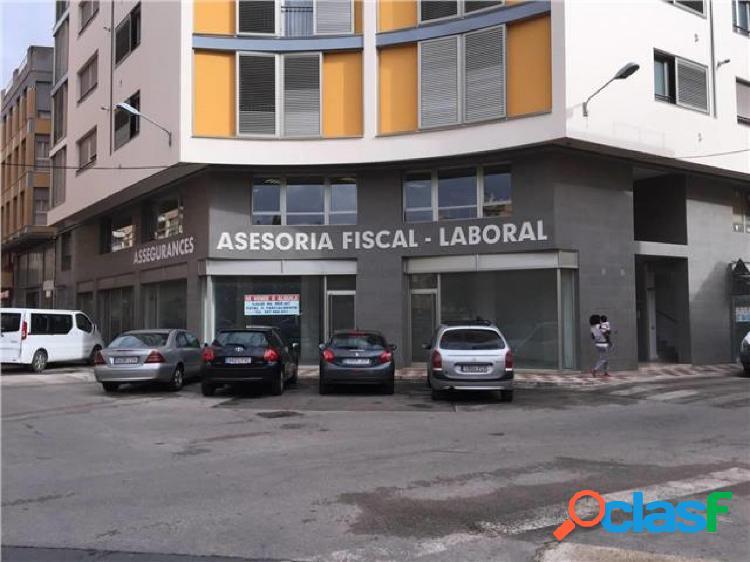 TAV1214 - FINCAS GIRBÉS PRESENTA LOCAL COMERCIAL EN CALLE LLEVANT EN TAVERNES DE LA VALLDIGNA