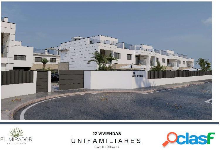 El Mirador Campello, idílico lugar para vivir un sueño hecho realidad! desde 469.000€