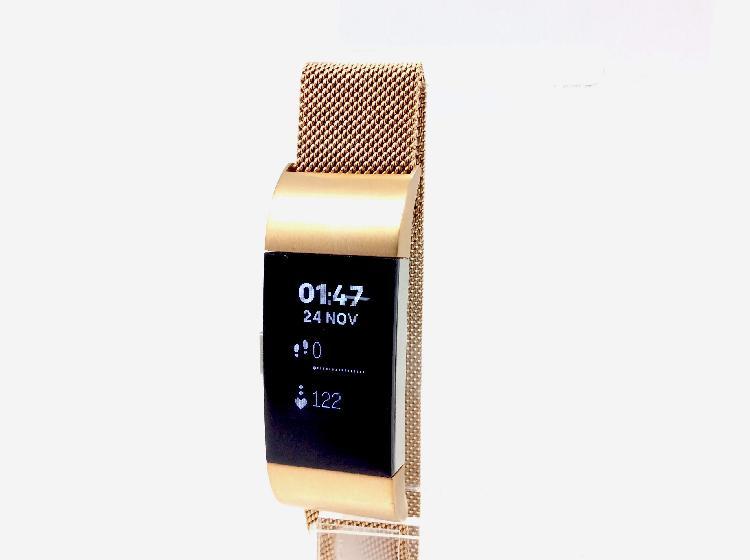 Monitor de actividad fitbit charger 2