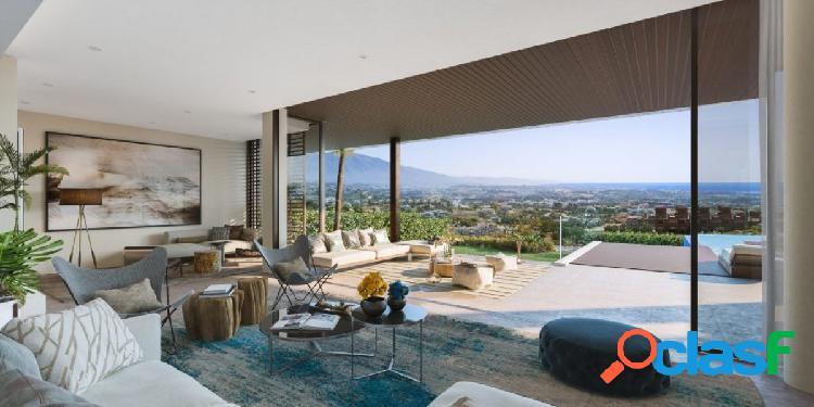 Nuevas villa contemporáneas con vistas panorámicas al mar a un precio excepcional