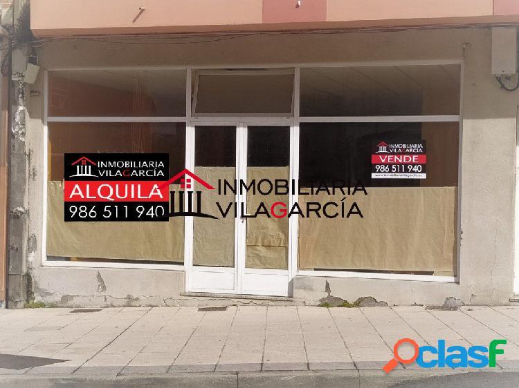 Local comercial alquiler / venta centro vilagarcia