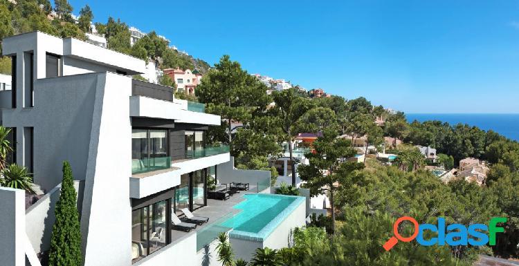 Villa en altea hills