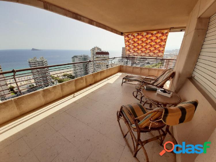 Piso por planta en segunda línea playa levante rebajado, ocasión www.inmobiliarialesdunes.com