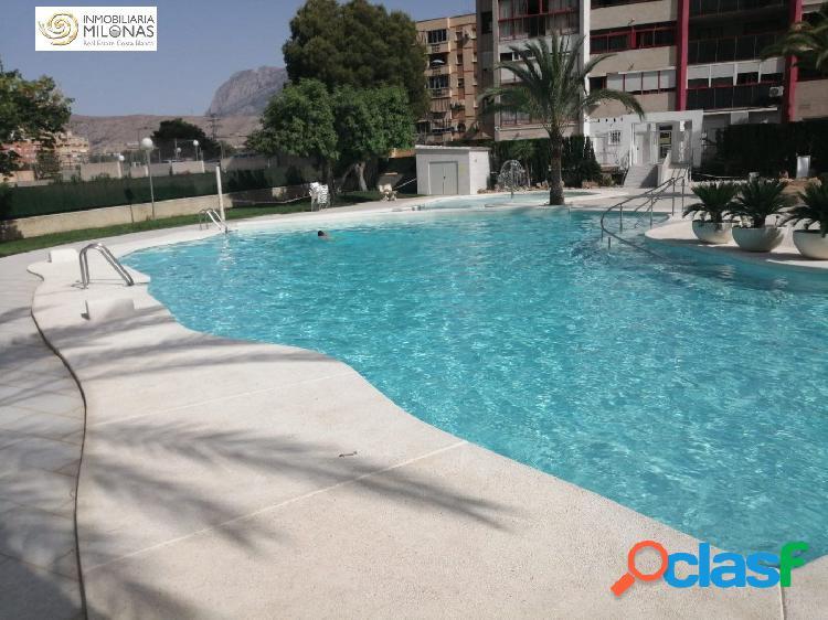 Plaza de toros - apartamento reformado con 1+1 dormitorios y todos los servicios a su alcance.