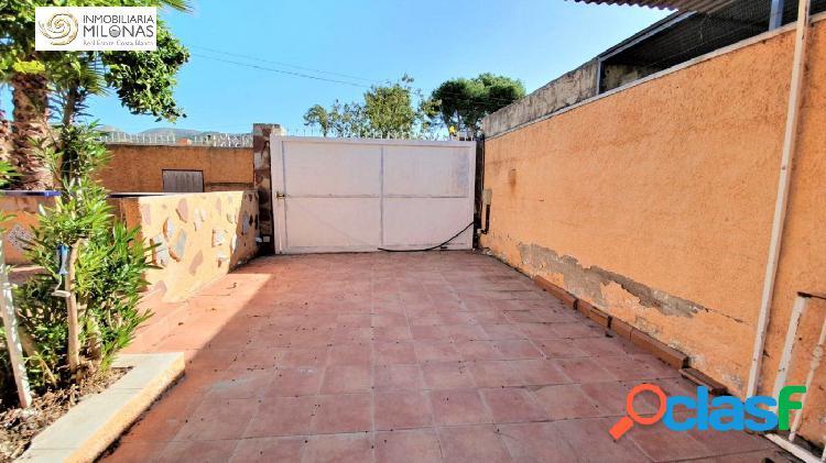 Benidorm, zona Mercadillo del Rincón - Chalet independiente con estudio y piscina. 2