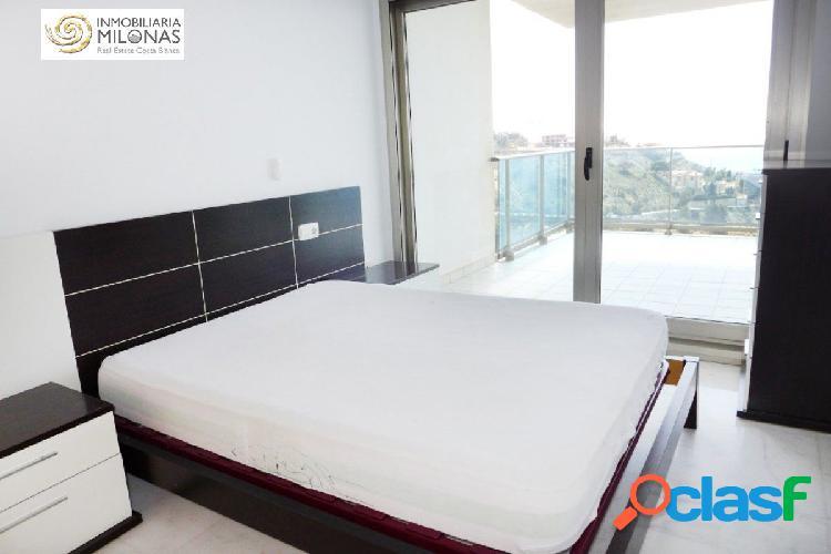 Moderno piso de 2 dormitorios con inmejorables vistas al mar y a la montaña, 3