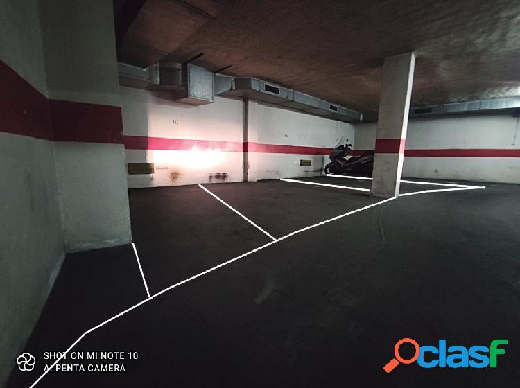 Garaje para 3 vehículos en Santa Marina 2