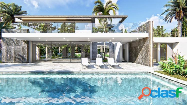 Villa moderna refinada en una zona privilegiada de Denia 2