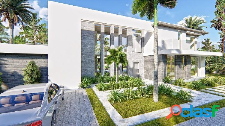 Villa moderna refinada en una zona privilegiada de Denia 3
