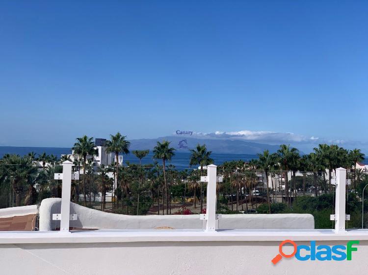 Villa moderna e independiente vistas al mar, en venta San Eugenio Alto Costa Adeje Tenerife Sur 1