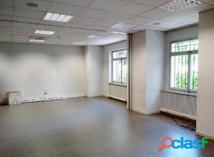 Oficina planta a calle de 334 m2 en paseo de la castellana.