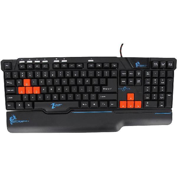Dragon war teclado qwerty inglés (us) gk 003 dragon recon