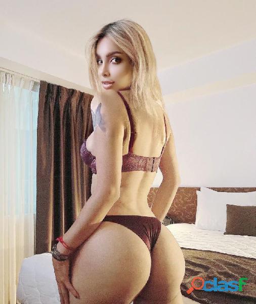 Irina bellissima masaje erotico