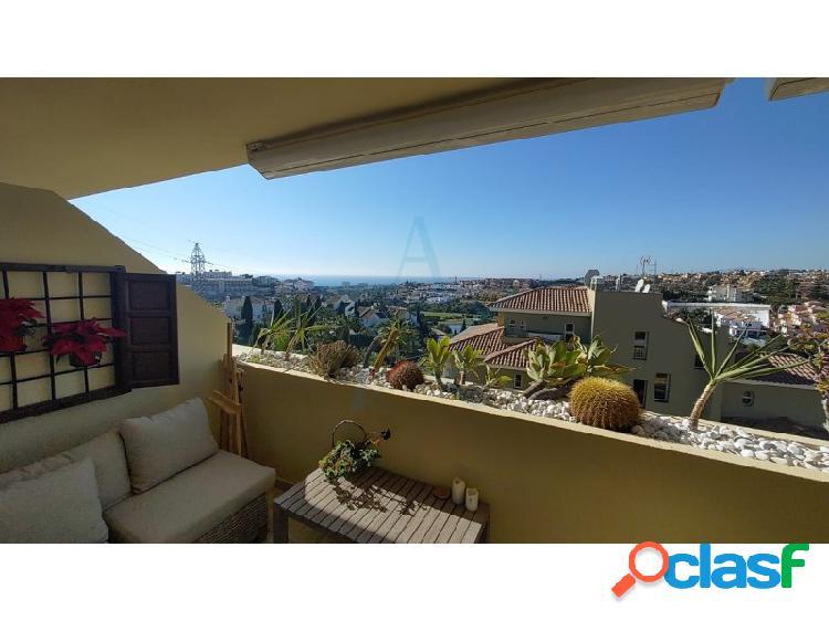 Encantador y luminoso piso situado en el centro de Riviera del Sol,Costa Sol.