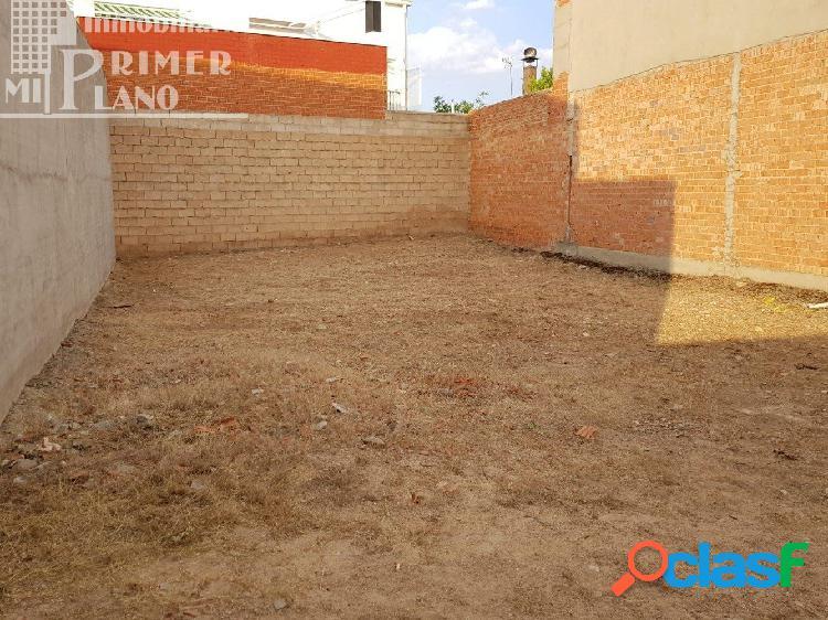 ¡¡oferta!! se vende solar con 230m2 y 10 metros de fachada, junto a avda.don antonio huertas