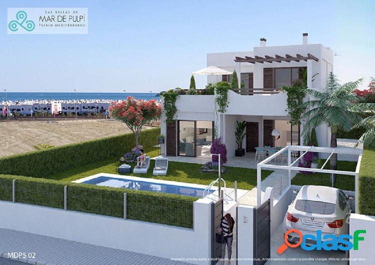 Villa cerca de la playa en Almeria