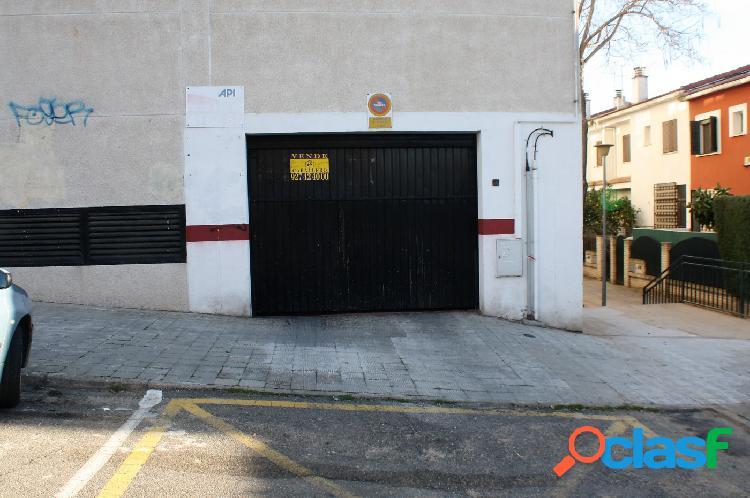 Plaza de Garaje en calle Plaza del Olivar 1
