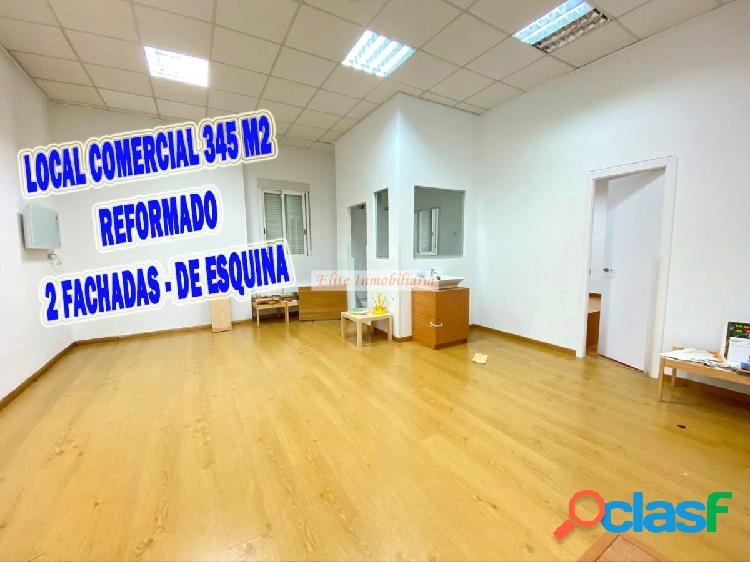 Local comercial 345 m2 !!