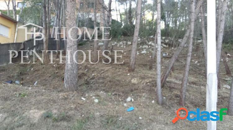 Parcela para construir casa de 360 m2 cerca de sitges!!!