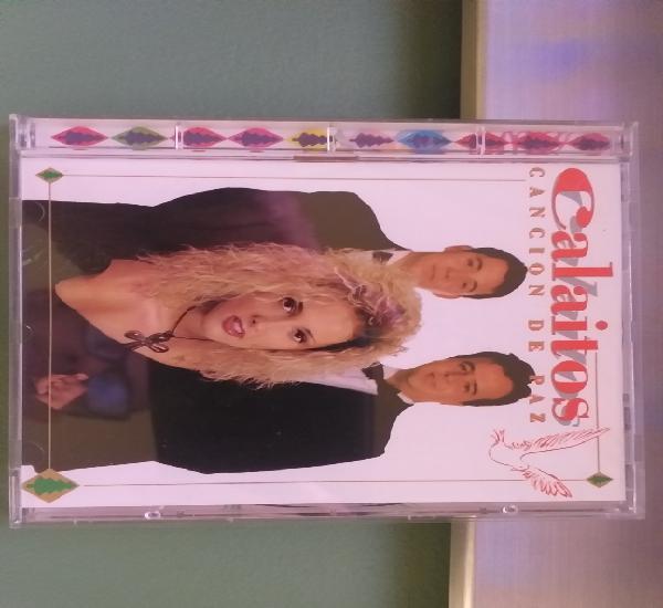 Ar1 calaitos cd canción de paz + 5€ envio cn