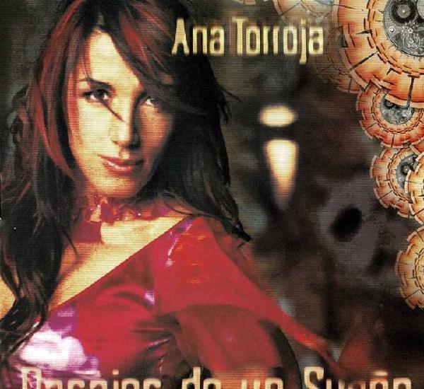 Ana torroja - pasajes de un sueño. cd