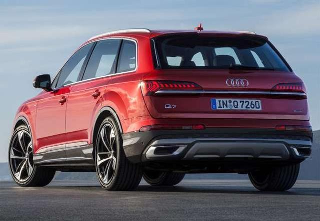 Audi q7 3.0tdi quattro tiptronic 200kw '17