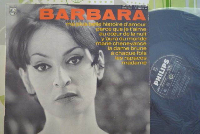 Barbara - barbara (philips, fr, 1967) stereo