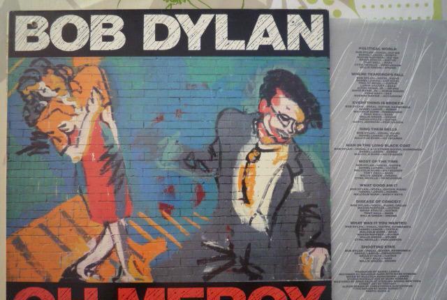 Bob dylan - oh mercy (columbia, us, 1989)