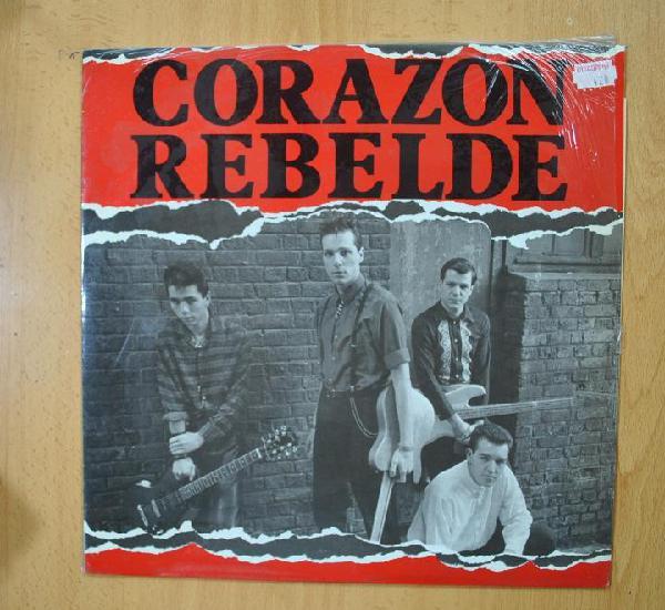 Corazon rebelde - corazon rebelde - maxi