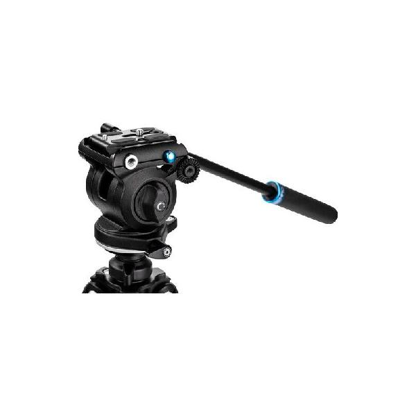 Comprar benro s2pro rótula de vídeo de base plana de 60mm