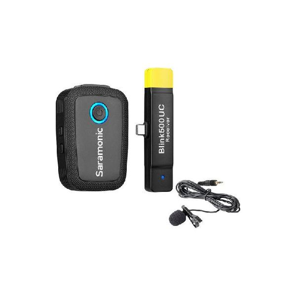 Comprar saramonic blink500 b5 micrófono inalámbrico para